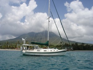 Quest in Nevis