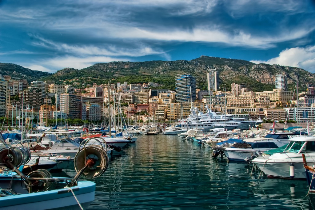 Boat lovers will be in their element in Monte Carlo.