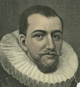 Portrait of Henry Hudson